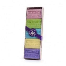Pack of 5 Scented Organic...
