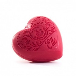 Heart Soap - 100g - Elle