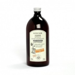 Black Liquid Soap - 1l -...