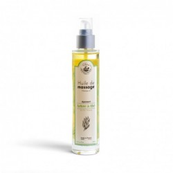 Soothing Massage Oil -...