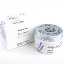 Crème Visage - 50ml - Lavande