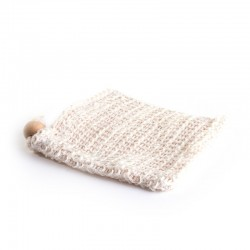 Sisal Soap Bag for Massage