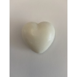 White Heart Fancy Soap -...